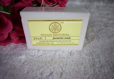 Khadi Natural Jasmine Soap Review