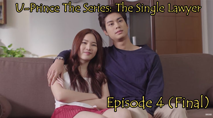 U-Prince The Single Lawyer: Episode 4
