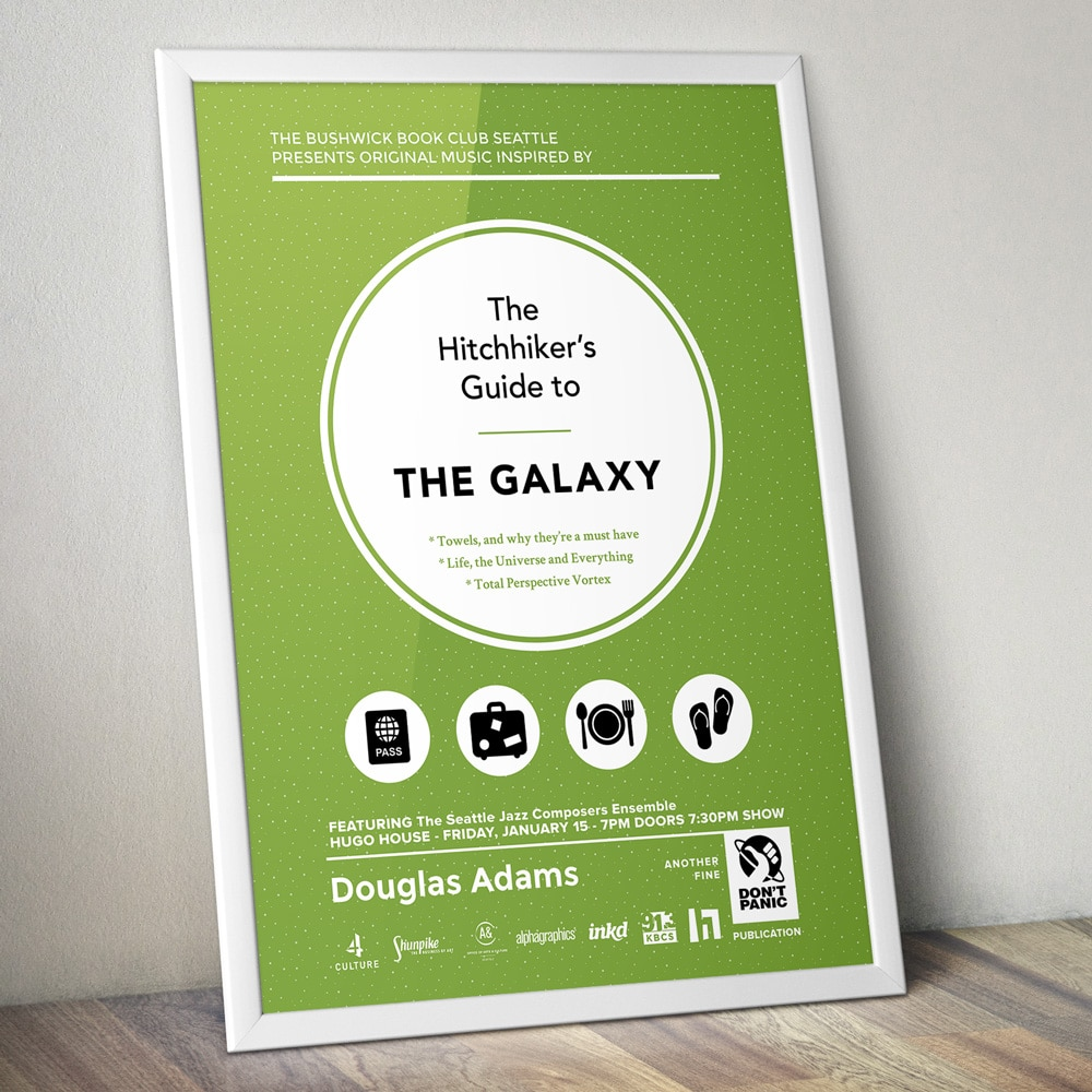 poster printing seattle custom posters