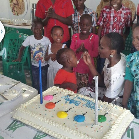Miriam Odemba birthday