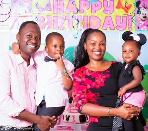 Nyongo's family
