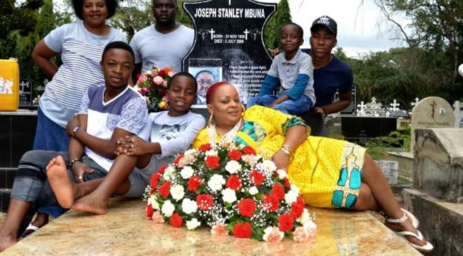 In loving memory of Advocate Joseph Stanley Mbuna