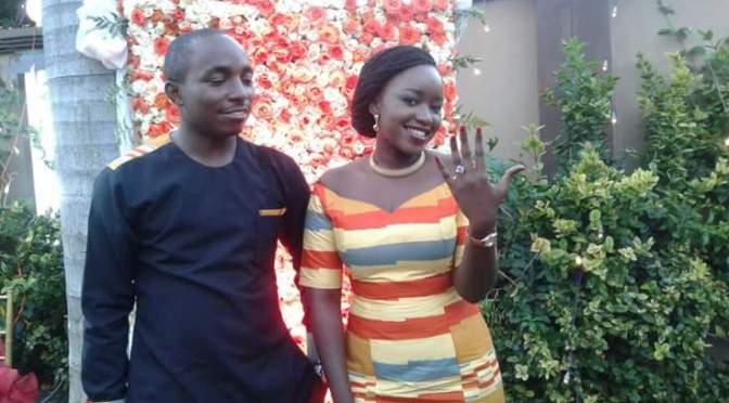Matukio katika picha: Hongera Dr. Nai kwa kuvishwa pete ya uchumba!