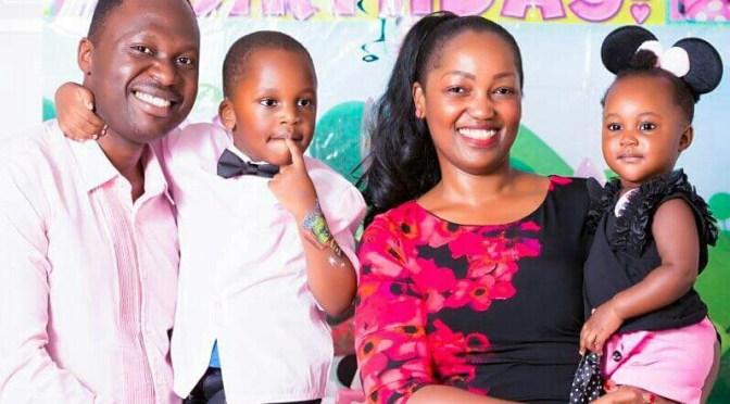 Shukran zangu za dhati kabisa kwa familia ya Aidan na Fina Nyongo!