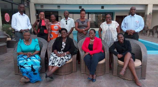 Bodi ya TANLAP yamuaga Dr Judith Odunga!