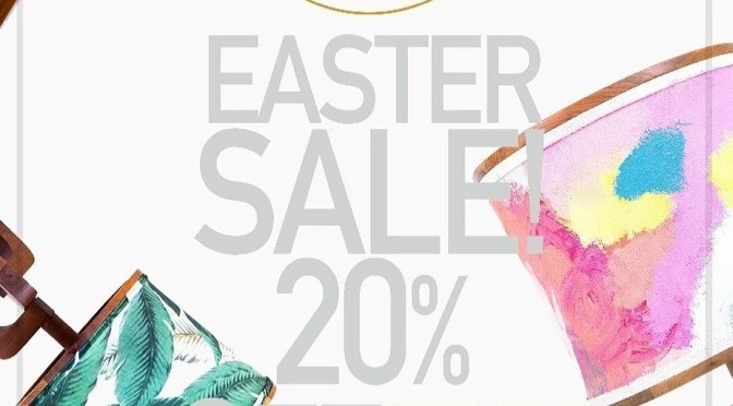 Easter sale at Amorette