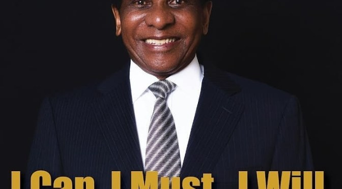 Reginald Mengi: I can, I must, I will