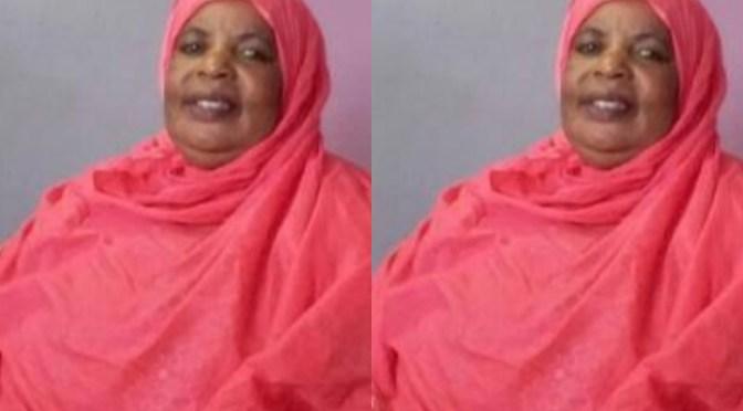 Tanzia: Pumzika kwa amani mama Guka