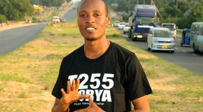William Ernest Mjee Oucho: Ndoto yangu ya kua Engineer