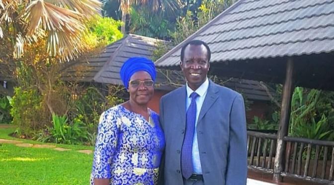 Happy Anniversary to my parents!