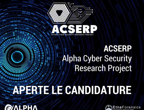 Call to Research Project ACSERP