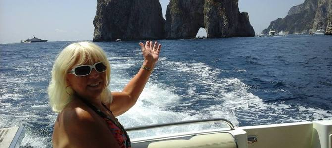 A Birthday to Remember in Sorrento