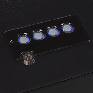 stealth tac quick access safe keypad