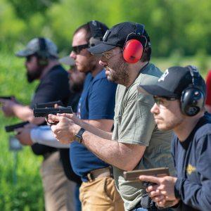 USCCA Defensive Shooting Fundamentals in Illinois