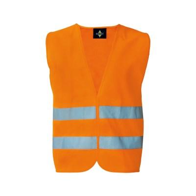 Gilet di Sicurezza Basic colore arancione