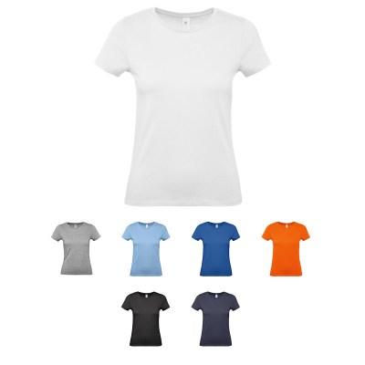 T-shirt girocollo lavoro donna