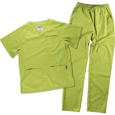 pantalone-casacca-unisex-B9110-VDM