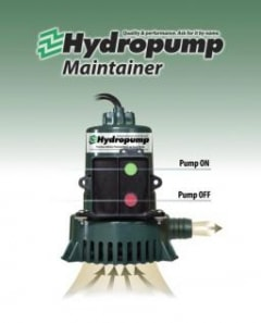 Hydropump Backup Sump Pump