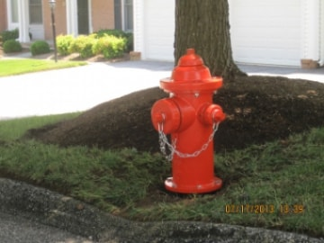 fire hydrant repair and maintenance