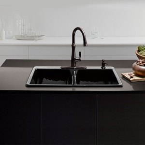 Improving your sink provides an upgrade to the whole kitchen