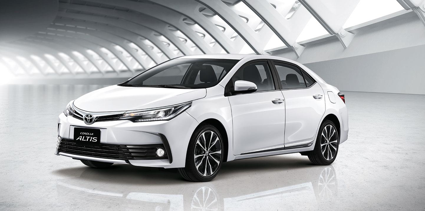 Toyota Corolla 2018 Alpha Squad Official