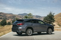 2020 Lexus RX 350 and RX 450hL Hybrid – 7 SEATER, Luxury Hybrid SUV