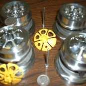 Medical Molds Breathing Apparatus Knob