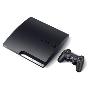 Jeu vidéo Playstation 3 Slim 500Go avec + 2 Manette Abidjan Côte D'ivoire