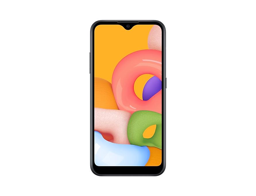Galaxy A01 couleur Noir 16Go de mémoire, 2SIMS, 2GB RAM Abidjan Cote D'ivoire