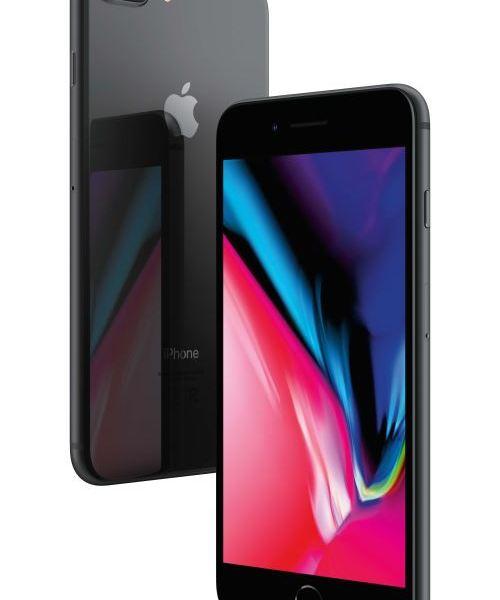 iPhone 8 Plus Noir Abidjan Côte D'ivoire