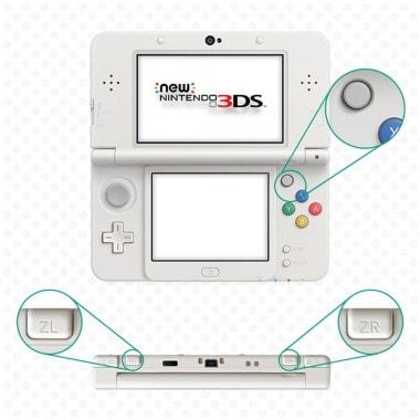 NINTENDOS 3DS 8Go Abidjan Côte D'ivoire