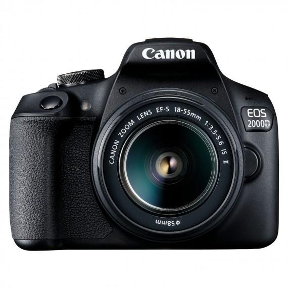 Camera Canon EOS 2000D + EF-S 18-55 mm IS II Abidjan Côte D'ivoire
