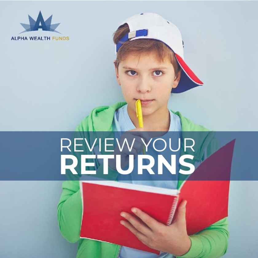 Review Your Returns