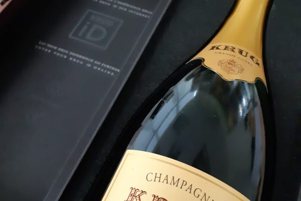 Tasting Note : Krug Grande Cuvee Brut (164th Edition)