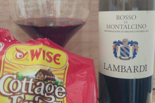 【Food Pairing】 Rosso di Montalcino X 蕃茄風味