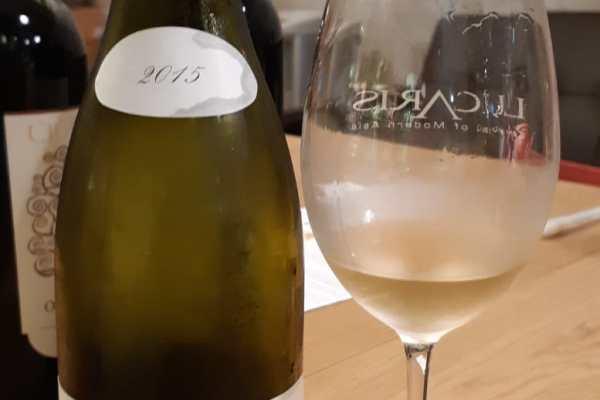 Tasting Note : Leroy Bourgogne Blanc 2015