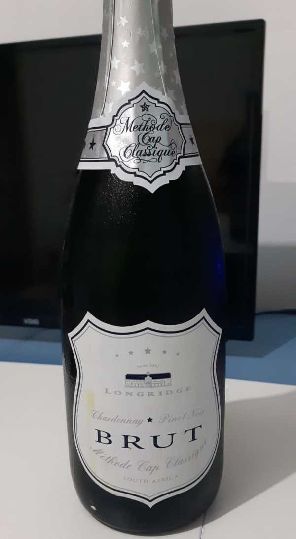 Tasting Note Longridge MCC Brut NV