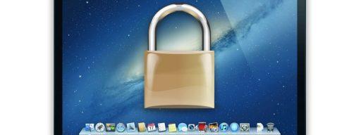 Lock Screen Mac OS X