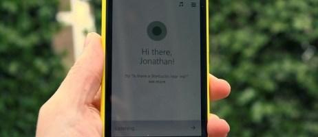 Hello Cortana, it's nice to meet you