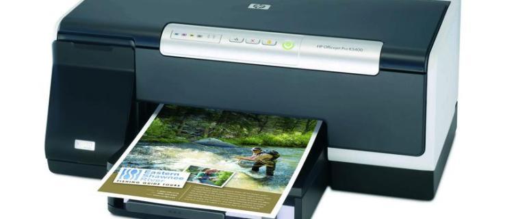 Primer vistazo: las nuevas impresoras empresariales sin sacudidas de HP