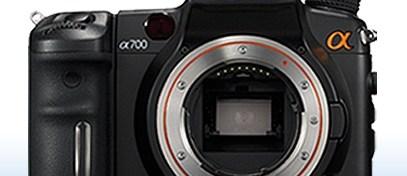 Sony steps up D-SLR battle with new mid-range model