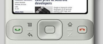 First Look: Google Android