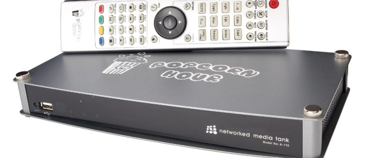 Syabas Popcorn Hour A-110 Networked Media Tank review