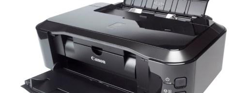 Canon Pixma iP4700 open