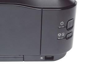 Canon Pixma iP4700 controls