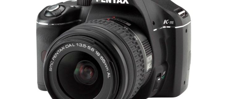 Pentax K-m review
