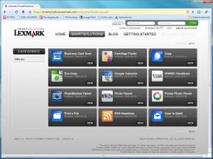 Lexmark Smart Solutions