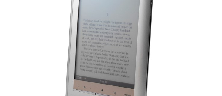 Sony Reader Touch review
