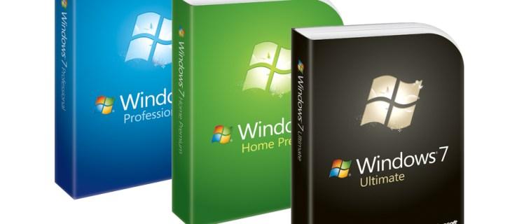 Microsoft Windows 7 review