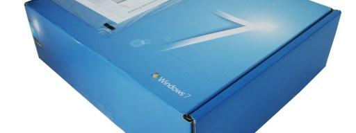 Windows 7 party box